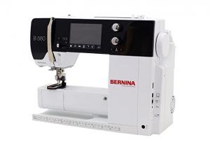 Bernina B580E Embroidery Sewing Machine with Embroidery Unit