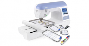 Brother Embroidery Machine PE770