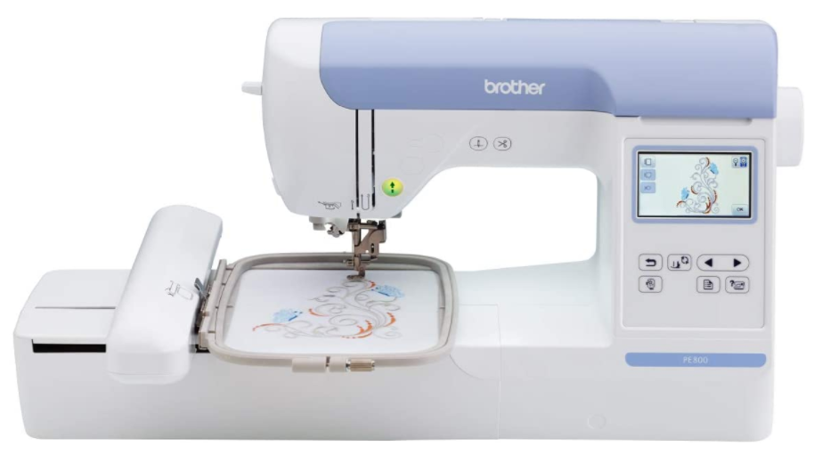 Brother PE800 Embroidery Machine