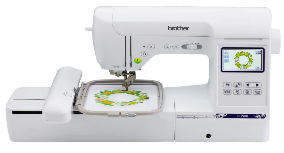 Brother SE1900 Sewing and Embroidery Machine