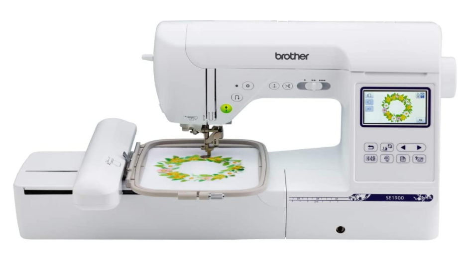 Brother SE1900 - Top Embroidery Machine