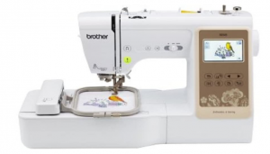 Brother SE625 - Heavy Duty Embroidery Machine