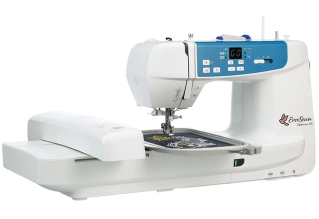 EverSewn Sparrow X2 Sewing & Embroidery Machine