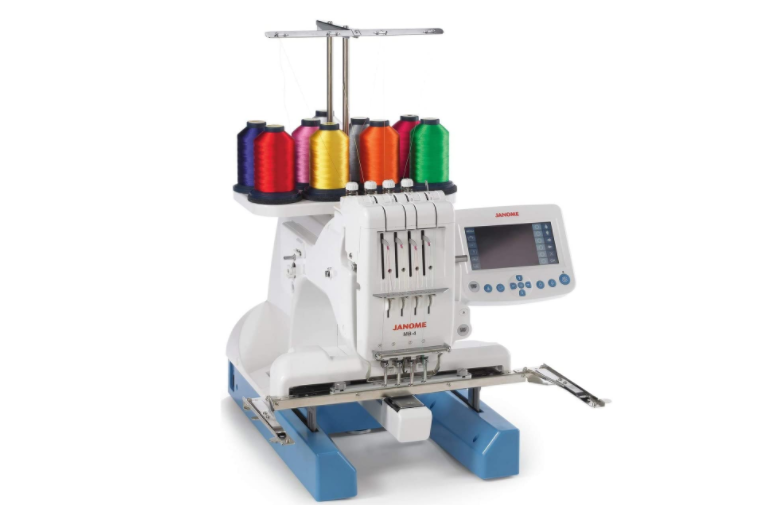 Janome MB-4N 4 Needle Embroidery Machine