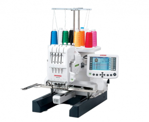 Janome MB-4S - Best Embroidery Machine