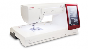 Janome Memory Craft 14000 - Top Rated Embroidery Machine