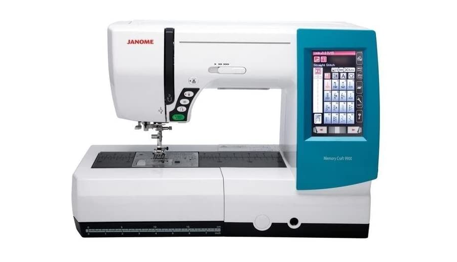 Memory Craft 9900 Sewing & Embroidery Machine