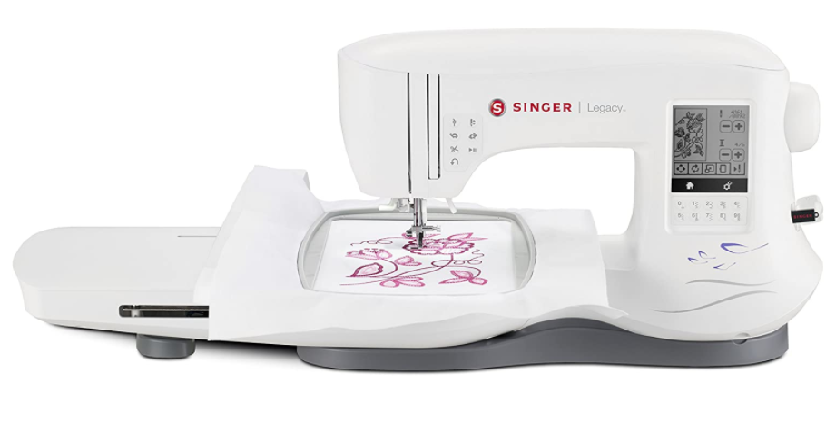 SINGER Legacy SE300 Embroidery Machine