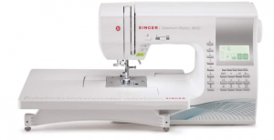 SINGER Quantum Stylist 9960 - Best Portable Sewing and embroidering Machine